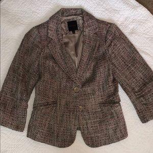 Limited tweed blazer